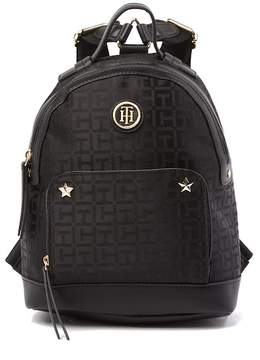 Tommy Hilfiger Jacquard Backpack