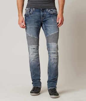 Rock Revival Novert Slim Straight Stretch Jean