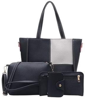 Shein Checked Tote Bag 4pcs