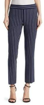 BOSS Tebella Striped Trouser