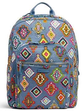 Vera Bradley Deluxe Campus Backpack