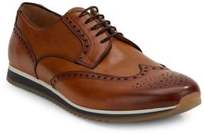 Saks Fifth Avenue by Magnanni Men's Brogued Wingtip Shoes