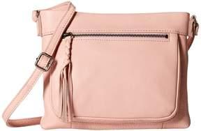 The Sak Sanibel Mini Crossbody Cross Body Handbags