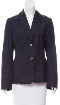 Celine Fitted Peak-Lapel Blazer