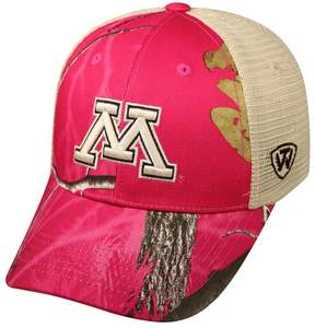 Top of the World Adult Minnesota Golden Gophers Doe Camo Adjustable Cap