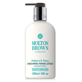 Molton Brown Mulberry and Thyme Soothing Hand Lotion by 300ml Lotion)