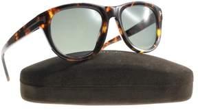 Tom Ford New Sunglasses Women TF 520 Dark Havana 52N Benedict 53mm