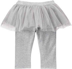 Gymboree Gray Fall Tutu Leggings - Infant