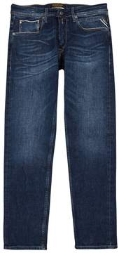 Replay Ronas Slim-leg Selvedge Jeans