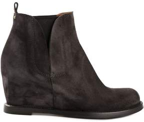Buttero wedge boots