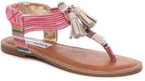 Steve Madden Girls Meeko Youth Sandal