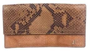 Lanvin Python JL Wallet