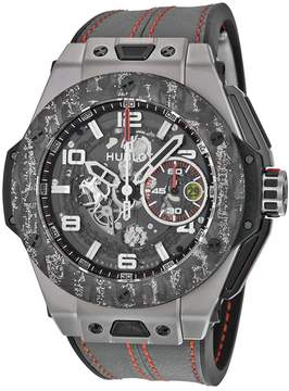 Hublot Big Bang Ferrari Carbon Limited Edition Men's Watch