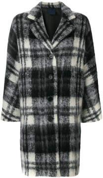 Aspesi checked coat