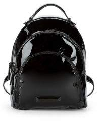 KENDALL + KYLIE Sloane Mini Patent Backpack