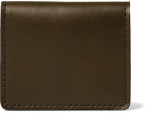 Filson Leather Bifold Cardholder