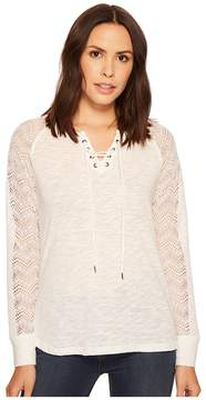 Ariat Lulu Lace Top Women's Long Sleeve Pullover