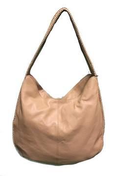 Sondra Roberts Leather Hobo