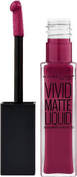 Maybelline Color Sensational Vivid Matte Liquid Lip Color - Smoky Rose