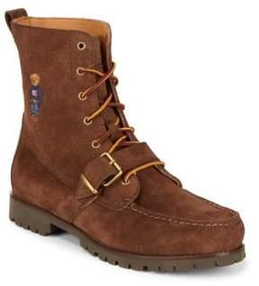 Polo Ralph Lauren Ranger Suede Ankle Boots
