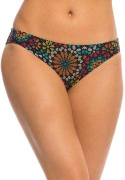 Coco Rave Swimwear Sparkly Medallion Coastline Classic Bikini Bottom 8140163