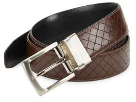 Black & Brown Black Brown Reversible Leather Belts