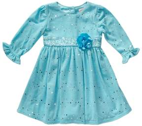 Youngland Baby Girl Sequin Dress