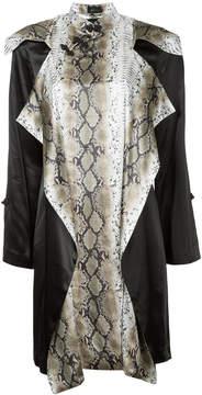 G.V.G.V. layered Mandarin dress