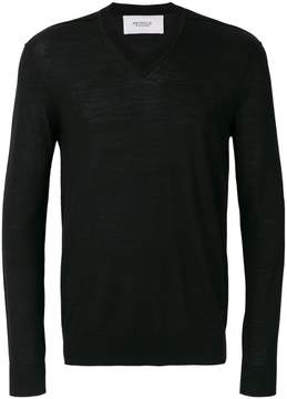 Pringle V-neck jumper