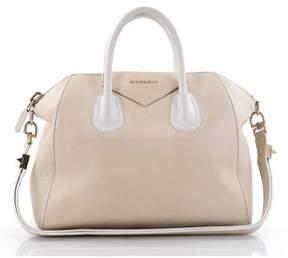 Givenchy Pre-owned: Bicolor Antigona Bag Leather Medium.