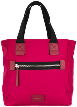 Marc Jacobs block panel tote - PINK & PURPLE - STYLE