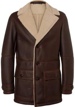 Ermenegildo Zegna Shearling Jacket