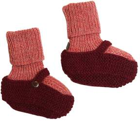 Oeuf Doubled Tricot Baby Alpaca Socks