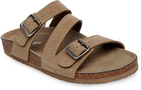 Madden-Girl Women's Brinsley Flat Sandal