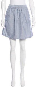 Steven Alan Denim Mini Skirt