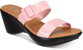 Callisto Daytrip Wedge Sandals Women's Shoes