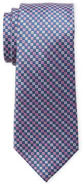 Pierre Cardin Contrast Pattern Slim Tie