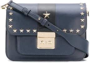 Michael Kors star studded shoulder bag