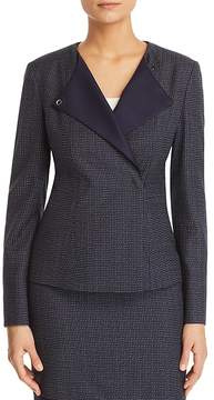 BOSS Jutali Contrast-Lapel Blazer - 100% Exclusive