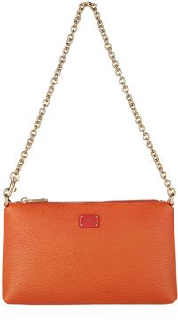 Dolce & Gabbana Mini Grained Leather Shoulder Bag - MULTI - STYLE