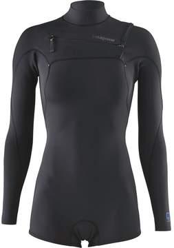 Patagonia R1 Lite Yulex Front-Zip Long-Sleeve Spring Suit