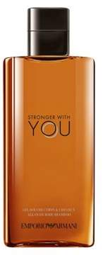 Emporio Armani Stronger With You Mens All-Over Shower Gel