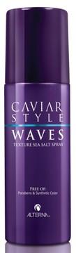 Alterna Caviar Style Waves Texture Sea Salt Spray