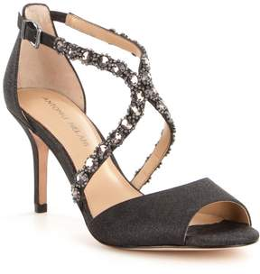 Antonio Melani Jamme Rhinestone Embellished Dress Sandals