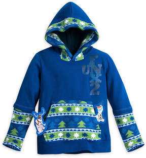 Disney Olaf's Frozen Adventure Hooded Pullover for Boys