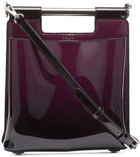 DKNY Ursa Mastrotto Leather Bucket Bag