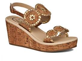 Jack Rogers Girls' Miss Luccia Sandal.