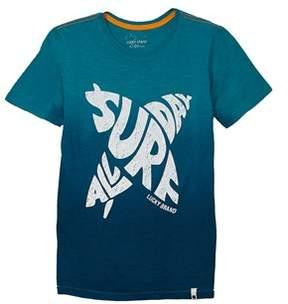 Lucky Brand Boys' All Day Surf T-shirt.