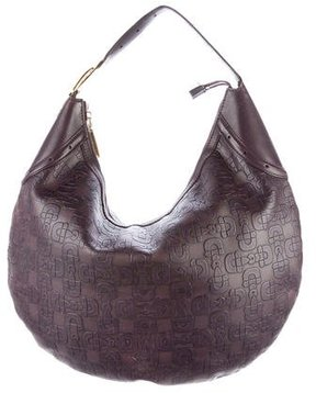 Gucci Horsebit Glam Hobo - PURPLE - STYLE