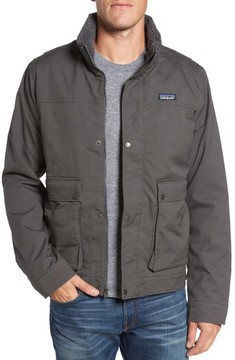 Patagonia Men's Maple Grove Canvas Jacket
